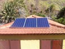 Photovoltaik - Inselanlage